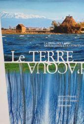 Fotografia della copertina del libro Le terre d'acqua scritto da Walter Filiputti