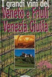 Fotografia della copertina del libro I Grandi vini del Veneto e Friuli Venezia Giulia scritto da Walter Filiputti