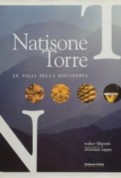 Fotografia della copertina del libro Natisone & Torre scritto da Walter Filiputti