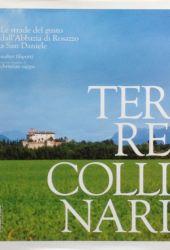 Fotografia della copertina del libro Terre collinari scritto da Walter Filiputti