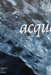 Fotografia della copertina del libro Acqua scritto da Walter Filiputti